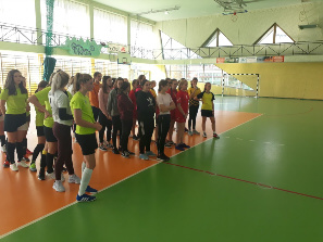 Igrzyska młodzieży szkolnej w piłce nożnej halowej