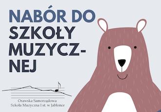 Orawska Samorządowa Szkoła Muzyczna I stopnia w Jabłonce